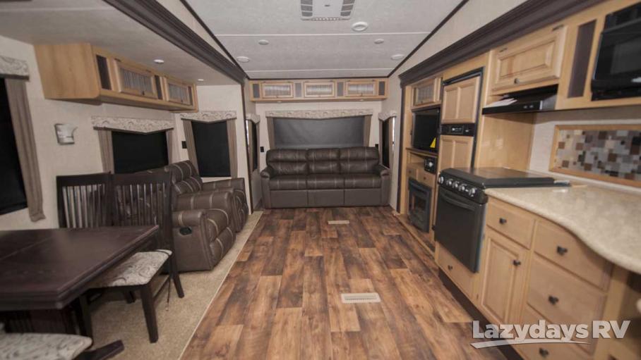 2016 Crossroads RV Cruiser 5th 315RL
