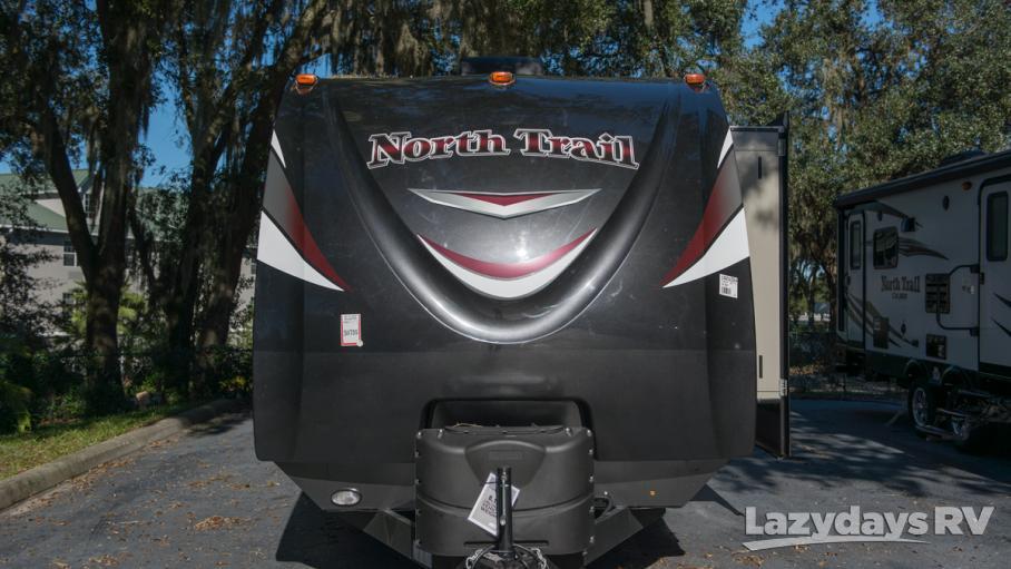 2016 Heartland North Trail 32RETS