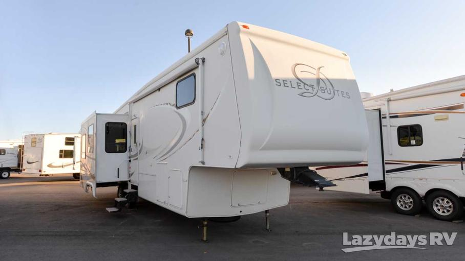 2007 Double Tree Select Suites 36TK3
