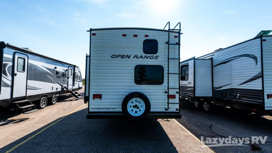 2019 Highland Ridge RV Open Range Conventional 26BHS