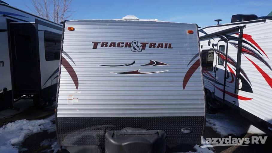2016 Gulf Stream Track N Trail 24RTHSE