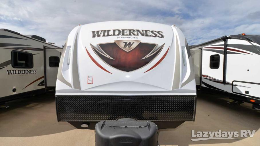 2016 Heartland WILDERNESS 2775RB