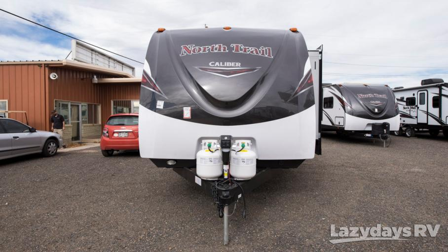 2018 Heartland North Trail 26BRLS