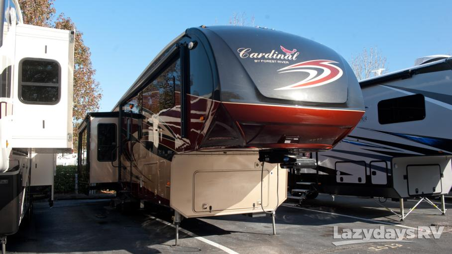 2017 Forest River Cardinal 3455RL