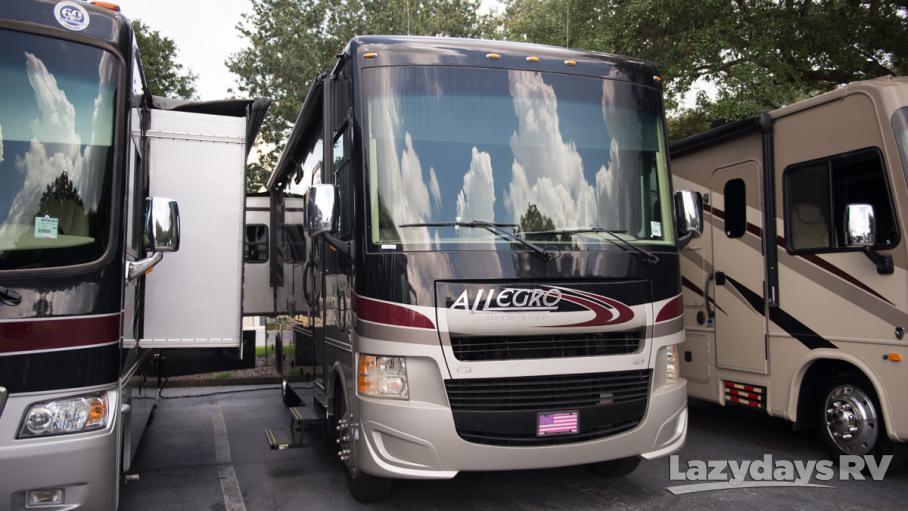 2016 Tiffin Motorhomes Allegro