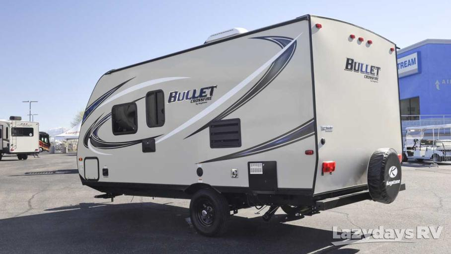 2016 Keystone RV Crossfire 1800RB