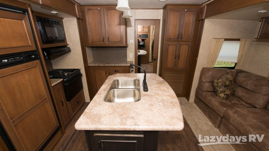 2015 Highland Ridge RV Open Range 216RBS