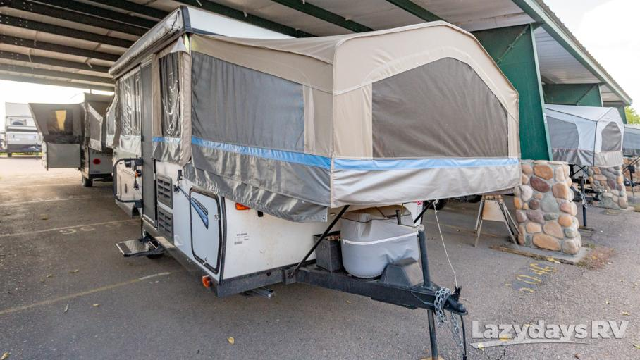 2013 Forest River Flagstaff Classic Hard Side 823D