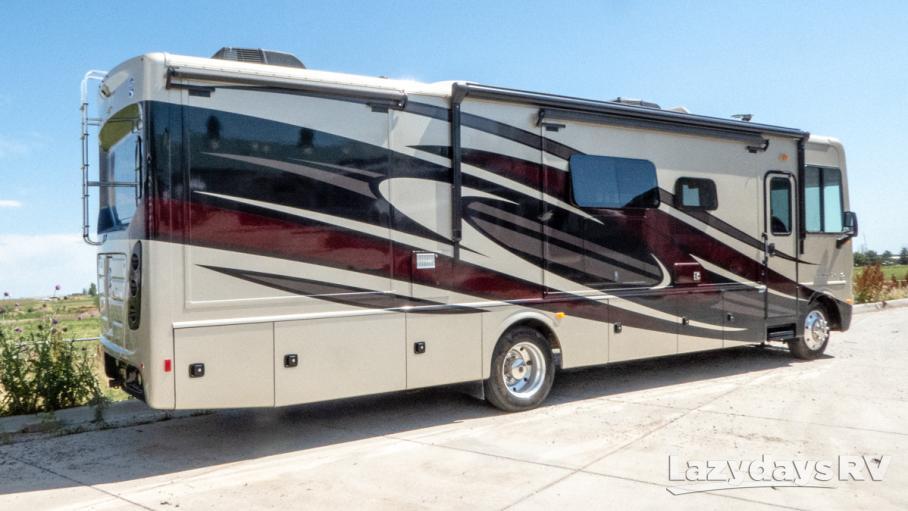 2016 Holiday Rambler Vacationer 36X