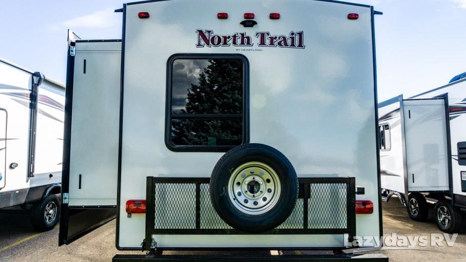 2019 Heartland North Trail 33BKSS