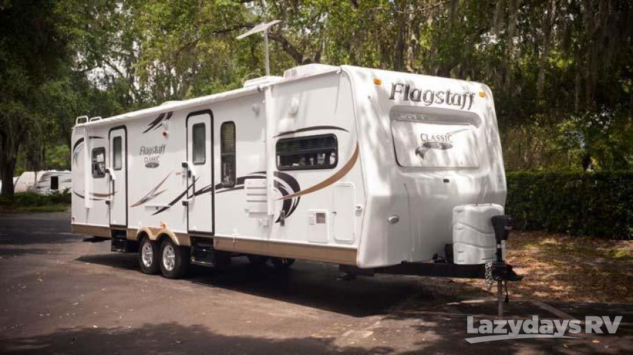 2012 Forest River Flagstaff TT 831KBSS