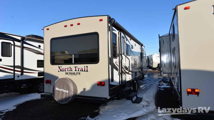 2016 Heartland North Trail 26LRSS