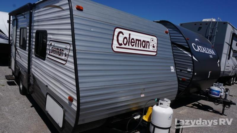 2015 Dutchmen Coleman Expedition