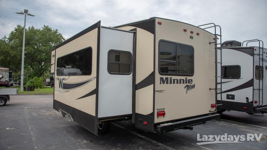 2019 Winnebago Minnie Plus 27REOK