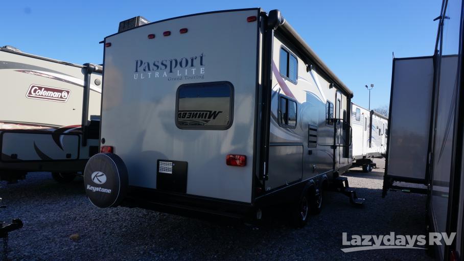 2017 Keystone RV Passport GT 2400BH
