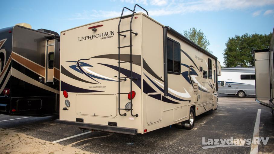 2016 Coachmen Leprechaun 319DSF