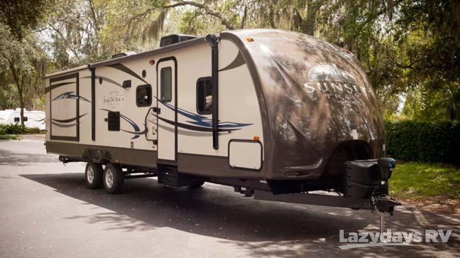 2013 Crossroads RV Sunset Trail TT 32FR