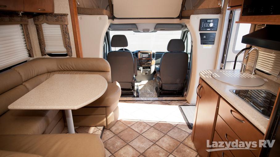 2014 Thor Motor Coach Four Winds Siesta Sprinter 24SA