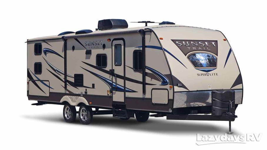 2014 Crossroads RV Sunset Trail Super Lite TT 30RE