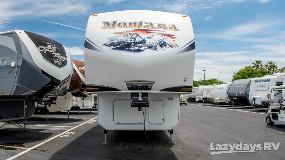 2013 Keystone RV Montana 3625RE