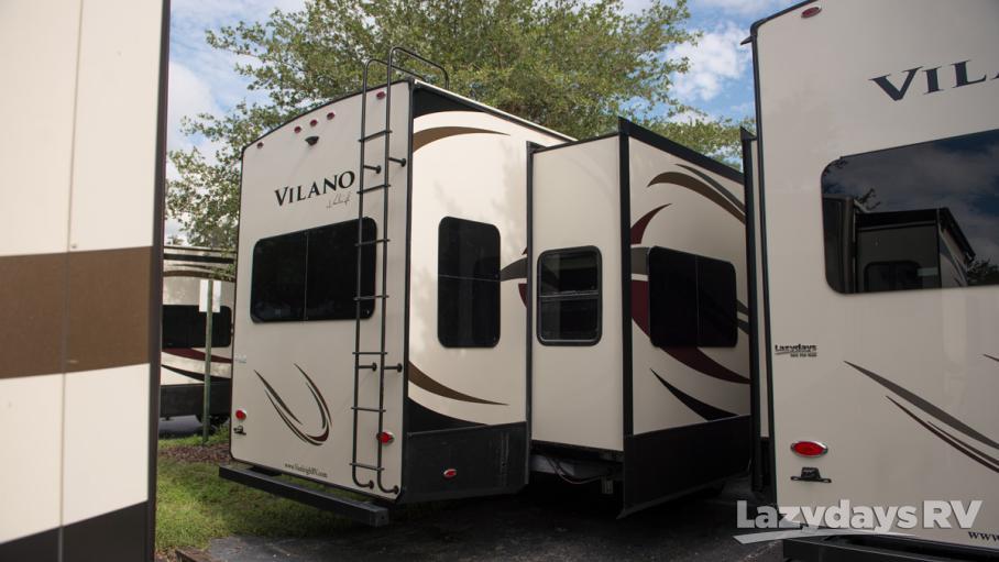 2017 Vanleigh RV Vilano 365RL