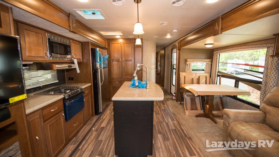 2017 Open Range Mesa Ridge 323RLS