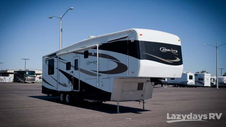 2007 Carriage Carri-lite CL36XTRM5