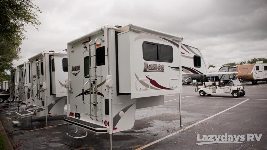 2016 Lance Lance Shortbed 855S