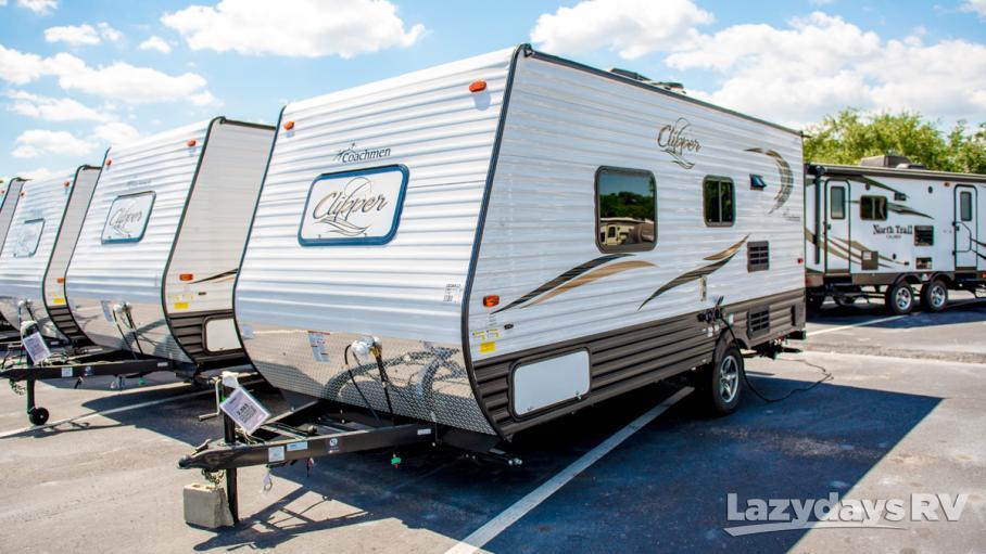 Coachmen Clipper 17Fq >> 2017 Coachmen Clipper 17FQ for sale in Tampa, FL   Lazydays