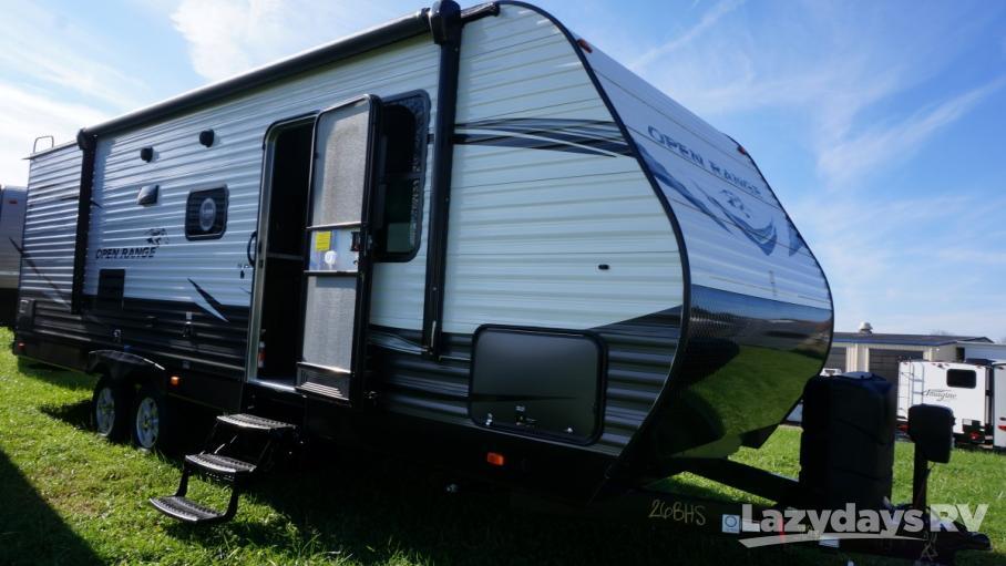 2019 Highland Ridge RV Open Range Conventional