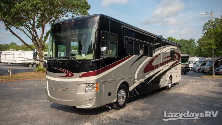 2017 Tiffin Motorhomes Allegro RED 37PA