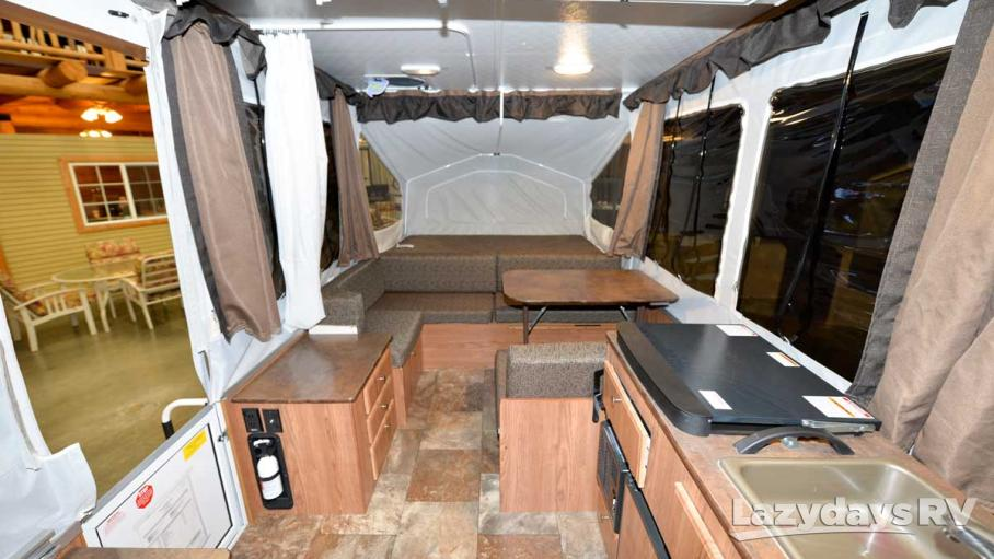 2015 Forest River Flagstaff 206ST