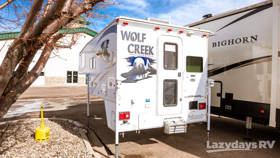 2014 Northwood Wolf Creek 850