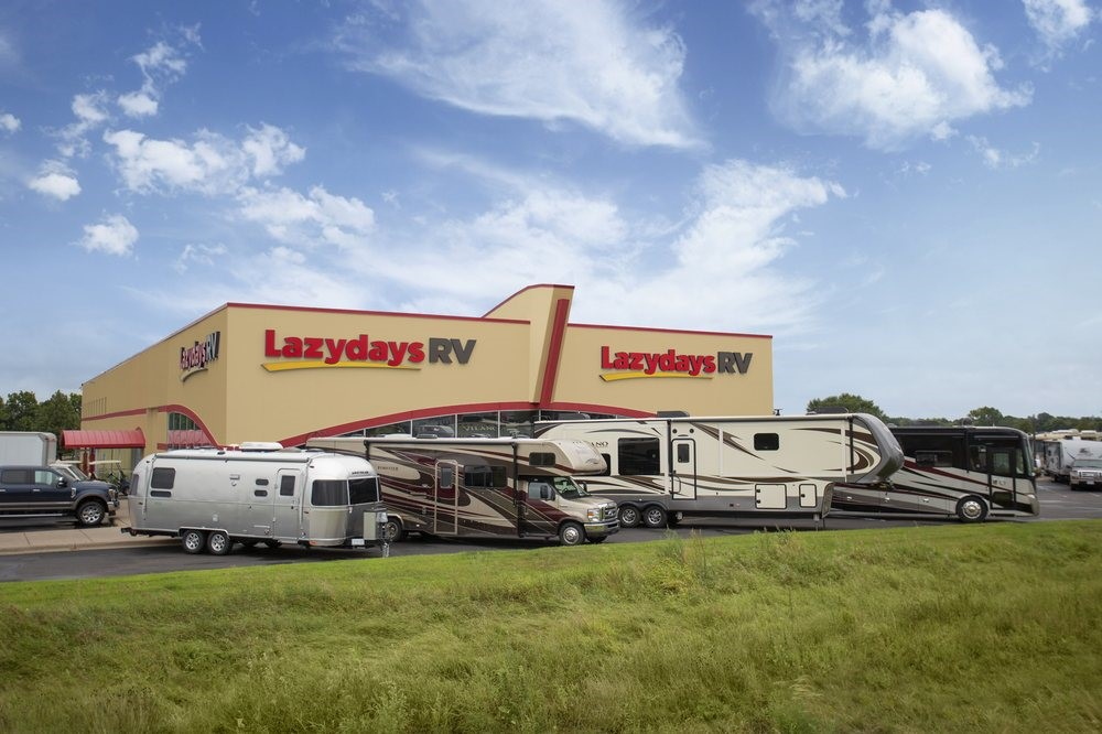 Lazydays RV Minneapolis