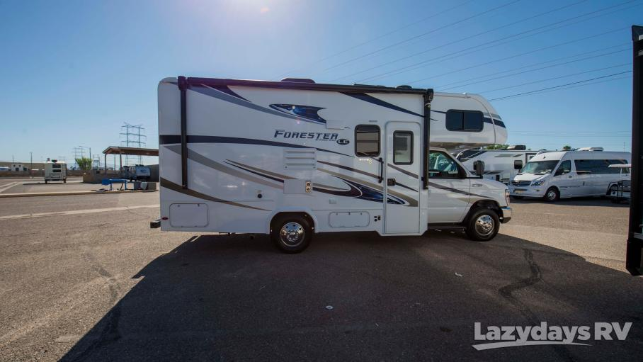 2019 Forest River Forester LE 2251SLEF