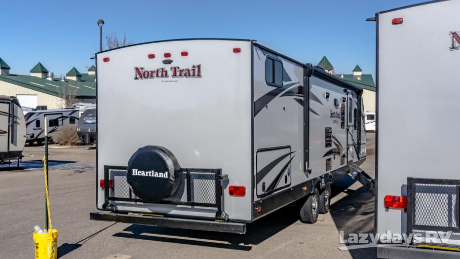 2019 Heartland North Trail 31QUBH