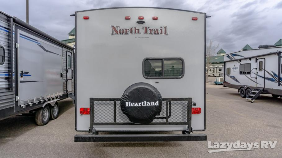 2019 Heartland North Trail 24BHS