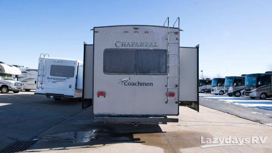 2018 Coachmen Chaparral 391QSMB