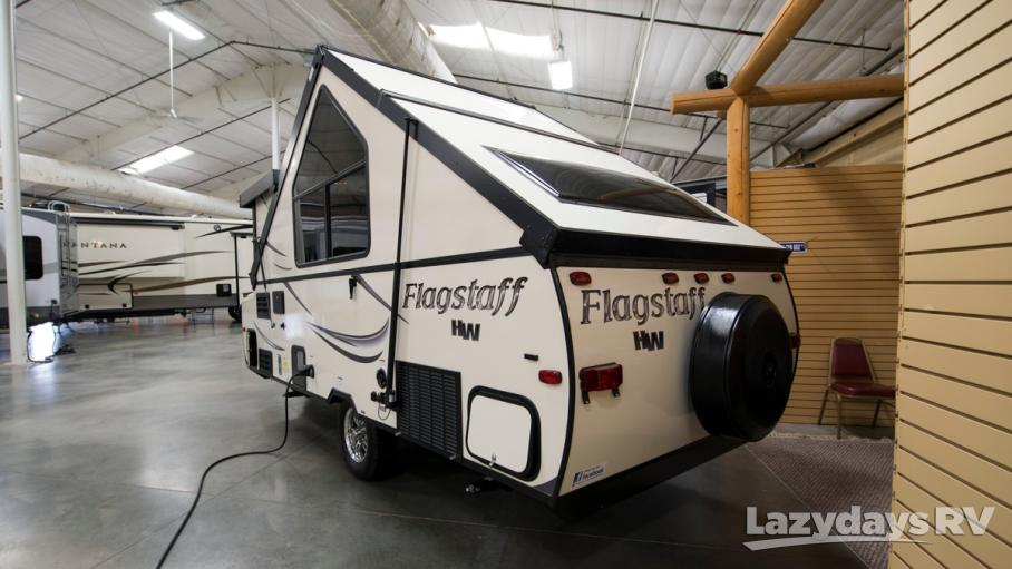 2018 Forest River  Flagstaff Classic Hard Side T21DMHW