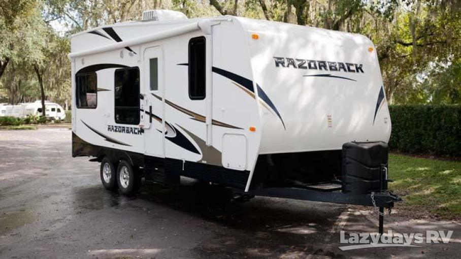 2013 Dutchmen Razorback 2150