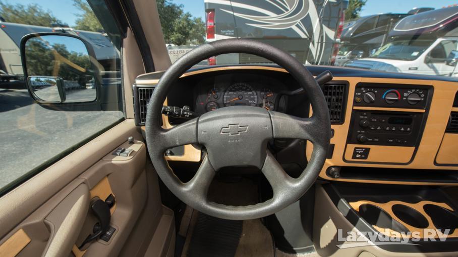 2007 Roadtrek Popular 210