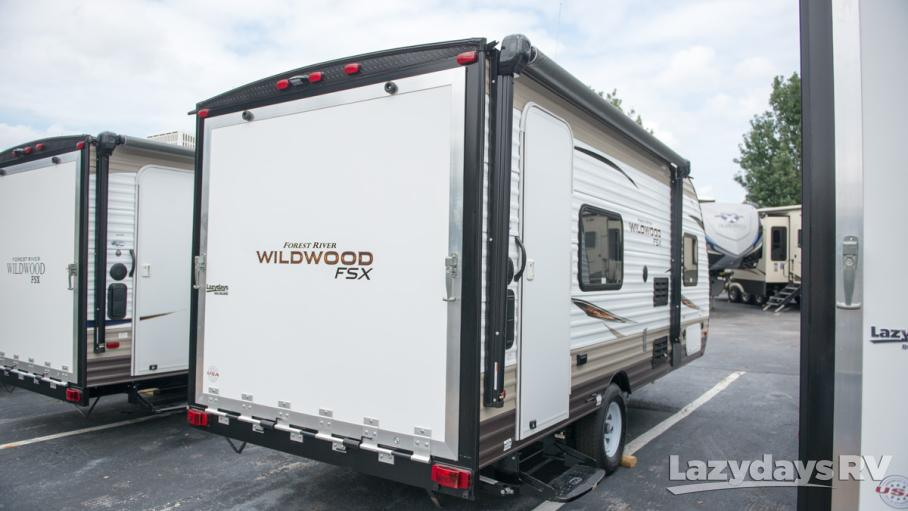2018 Forest River Wildwood X Lite 180RT