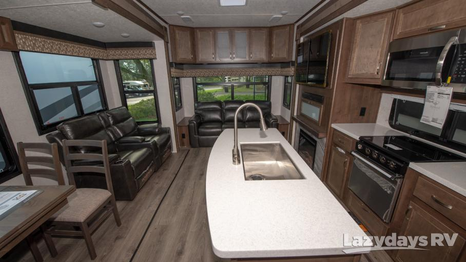 2019 Highland Ridge RV Mesa Ridge 314RLS