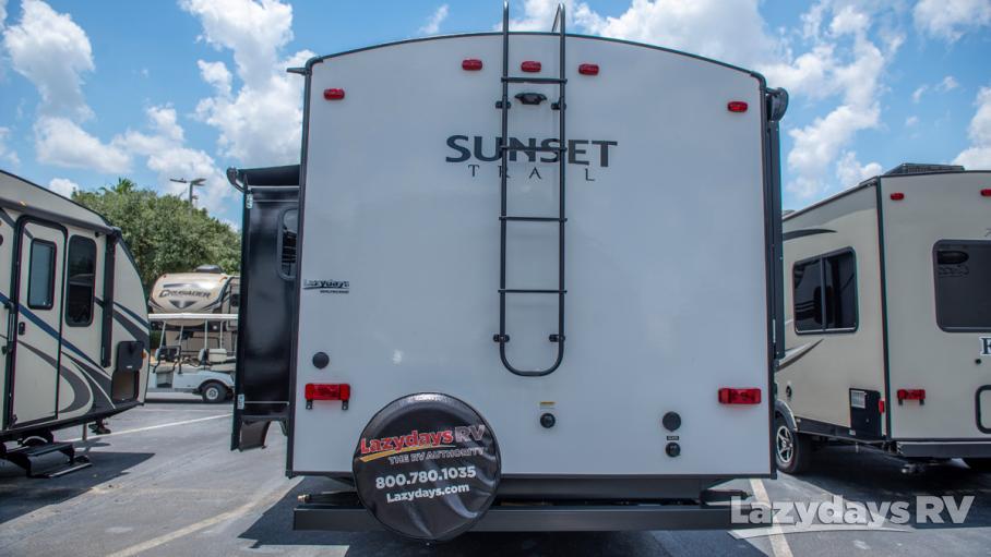 2019 Crossroads RV Sunset Trail Super Lite TT 253RB