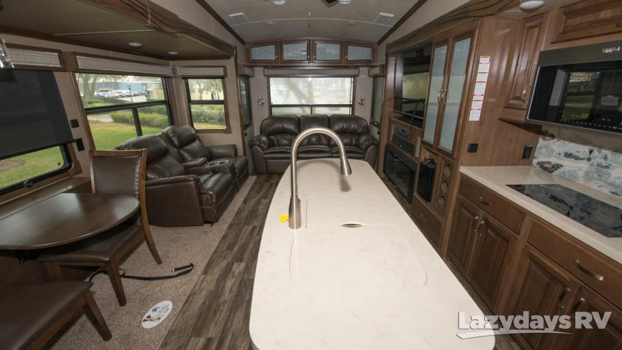 2018 Forest River Cedar Creek Champagne 38EL