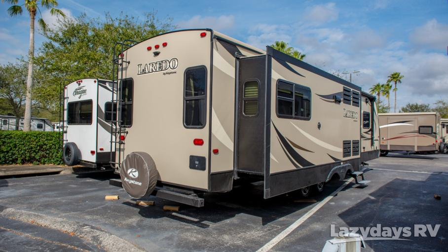 2018 Keystone RV Laredo 334RE
