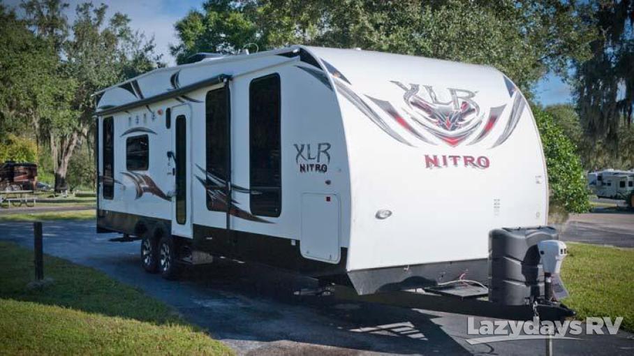 2012 Forest River XLR Nitro 28TQD