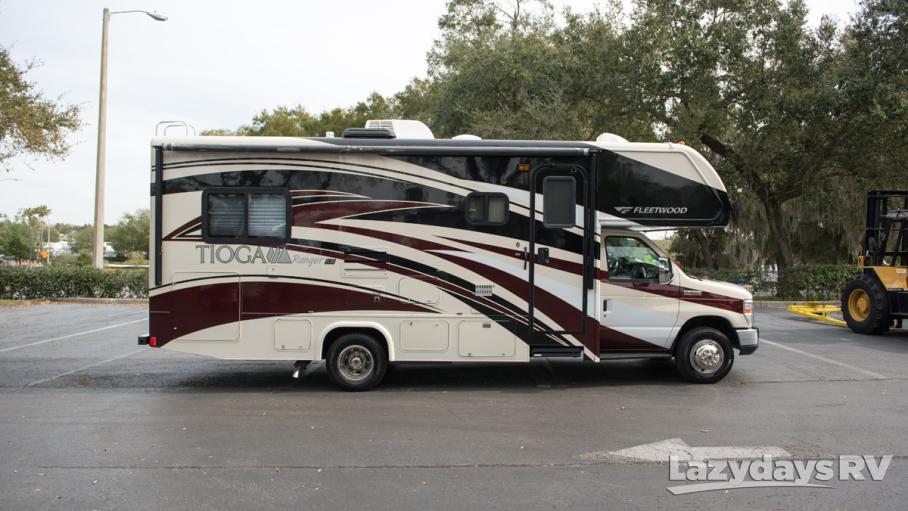 2012 Fleetwood RV Tioga Ranger (G) 25G