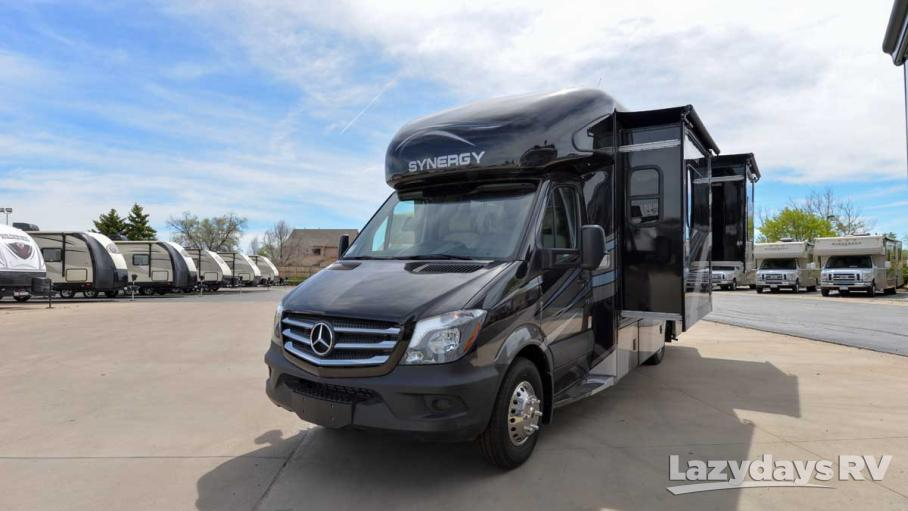 2017 Thor Motor Coach Synergy Sprinter SD24
