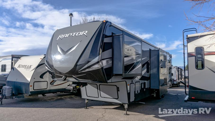 2019 Keystone RV Raptor 356
